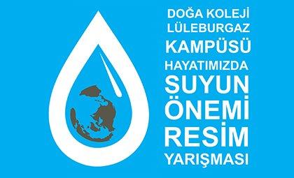 22 Mart Dünya Su Günü çocuk Resim Yarişmasi 2019 Resimci Abi