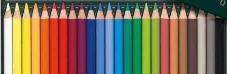 Kuru Boya Resim Teknigi Renkli Kalemler Kuru Pastel Grafit